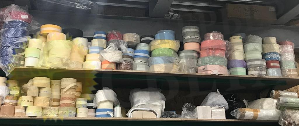 Распродажа остатков склада материалов жалюзи и рулонных штор