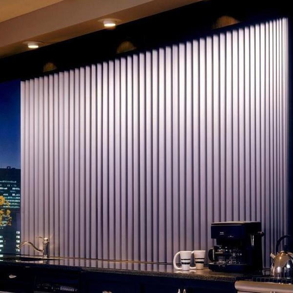 Жалюзи вертикальные алюминиевые обладают множеством достоинств