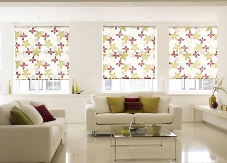 Как выбрать рулонные шторы и жалюзи